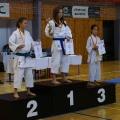 Dominika Šabová - 1.místo, Eliška (Truong Thi Thuy Hien) - 3.místo