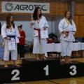 Dominika Šabová - 2.místo, Aneta Šabová - 1.místo