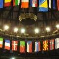 Vlajky zúčastněných států