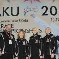 Čeští trenéři - Jaromír Musil vpravo