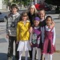 Lukáš Semela,Michaela Schmiedová,Veronika Kopečná,Nicole Michalicová,Dominika Šabová,Eliška (Truong Thi Thuy Hien)