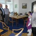 setkání u starosty Hodonína