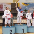 2.místo v kata - Dominika Šabová