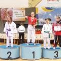 1.místo v kumite - Dominika Šabová